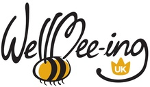 Well Bee-ing UK Logo